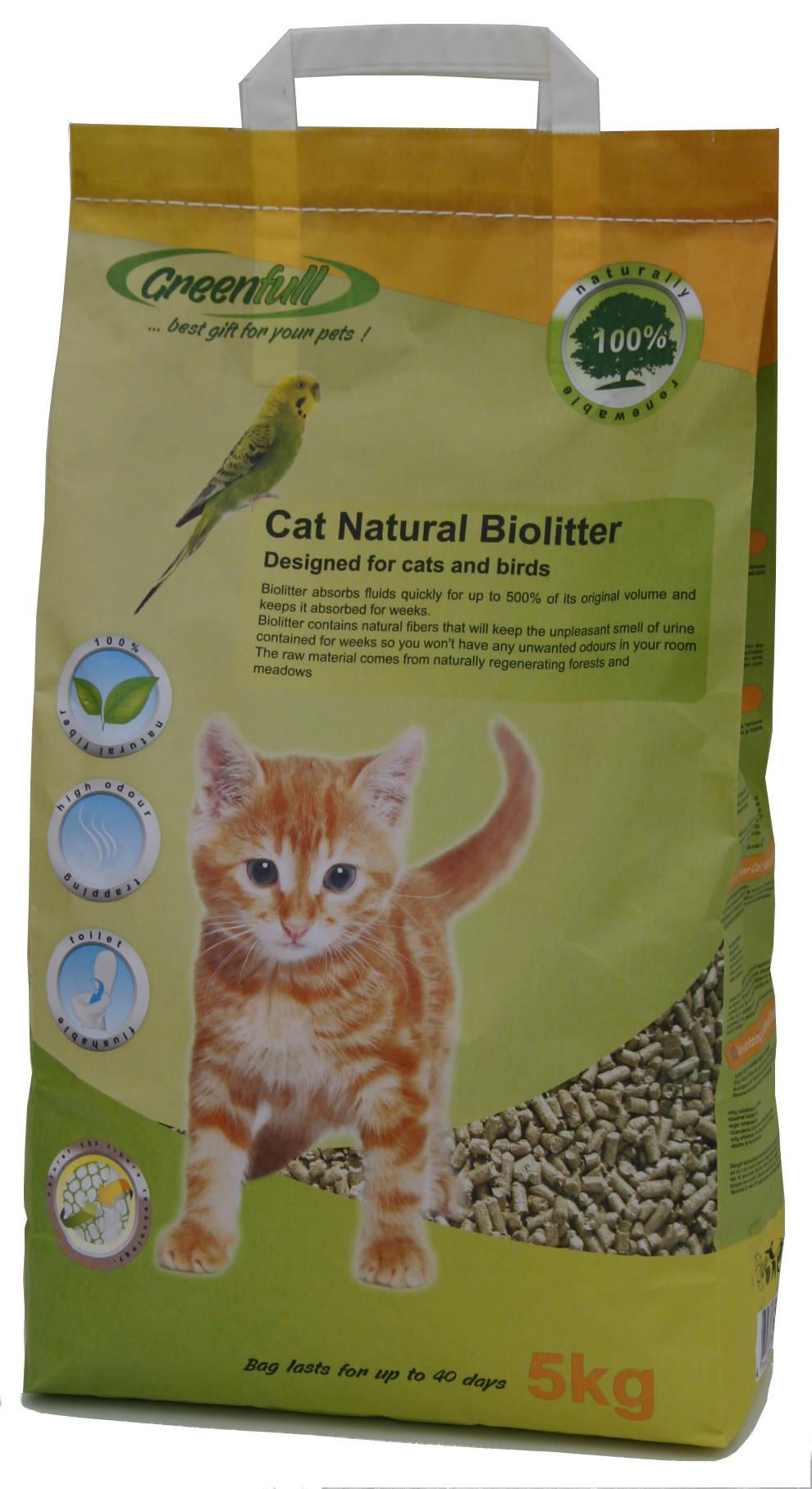 Cat Natural Biolitter1